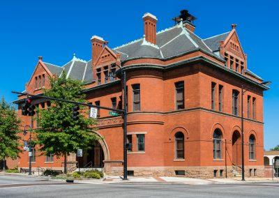Statesville City Hall Historic Renovation